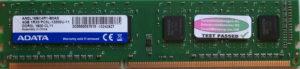 Adata 4GB PC3L-12800U
