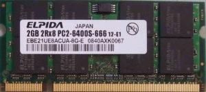 Elpida 2GB PC2-6400S