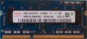 Hynix 4GB PC3-12800S