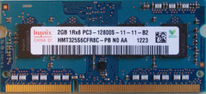 Hynix 2GB PC3-12800S