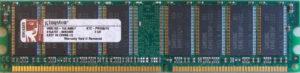 Kingston 1GB PC2100U