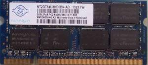Nanya 2GB PC2-6400S