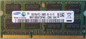 Samsung 2GB PC3-10600S