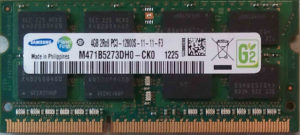 Samsung 4GB PC3-12800S