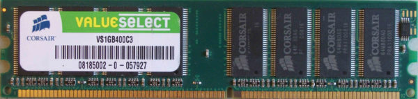 ValueSelect 1GB PC3200U