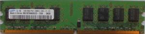 Samsung 2GB PC2-5300U