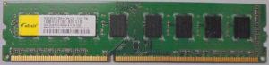 Elixir 2GB PC3-10600U