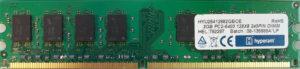 Hyperam 2GB PC2-6400U