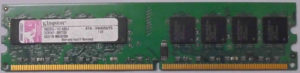 Kingston 2GB PC2-5300U