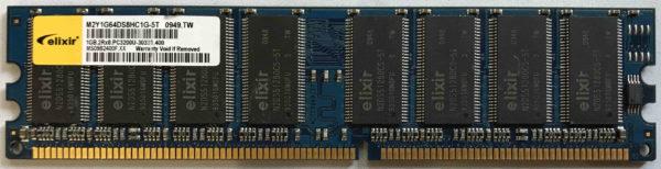 Elixir 1GB PC3200U