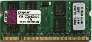 Kingston 2GB PC2-6400S