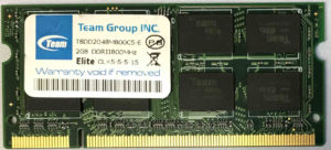 TeamGroup 2GB PC2-6400S