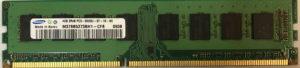 Samsung 4GB PC3-8500U