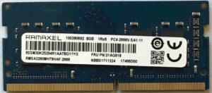Ramaxel 8GB PC4-2666V